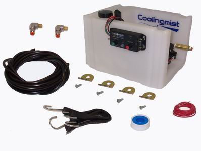 CoolingMist Vari-Cool Water/Methonal Trunk Mount Kit