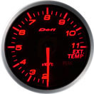60mm Defi BF Series Exhaust Temperature Gauge for WRX/STI