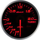 60mm Defi BF Series Boost Gauge for WRX/STI