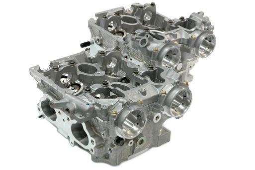 Cosworth - Subaru EJ25 (STI) CNC Ported Big Valve Cylinder Heads