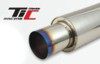 Greddy Racing Ti-C Single Exhaust & Racing Downpipe for EVO X