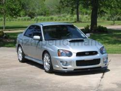 Charles Pogue-2004 Subaru STI