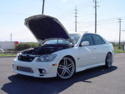 CHRIS- SUPERCHARGED-LEXUS-IS300
