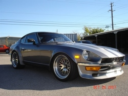 MARK ROLSTON-971 240Z W/RB26DETT